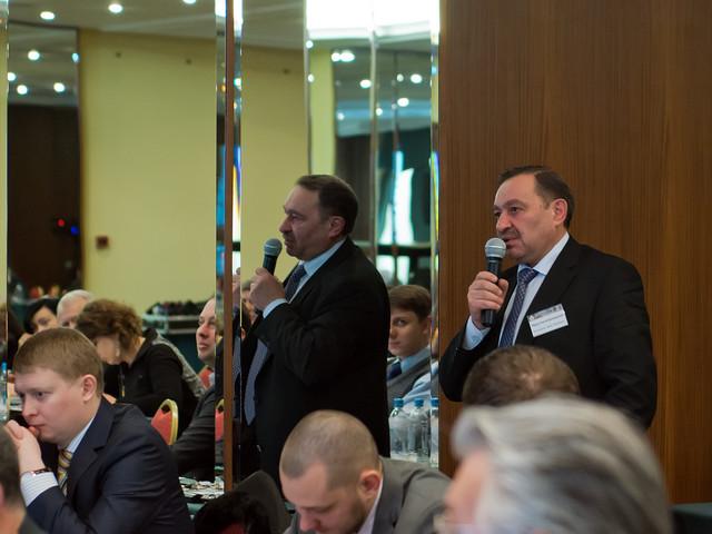 Конференция Дороги и придорожный сервис 28-20 февраля 2012 Москва